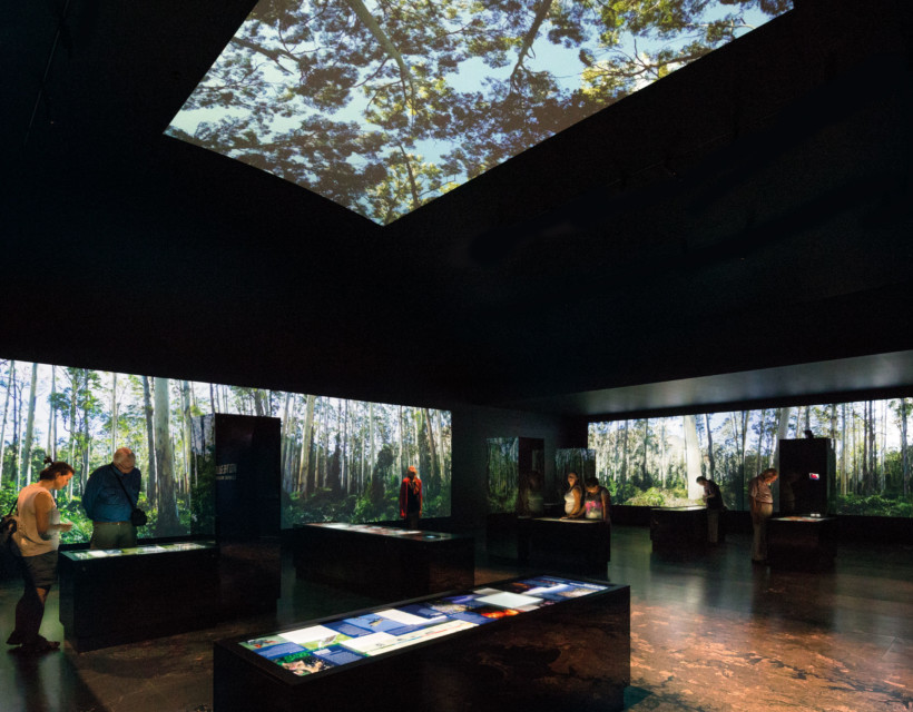 Blue Mountains World Heritage Exhibition
